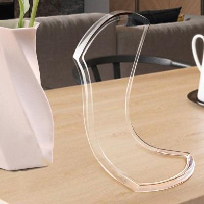 받침대 휴대폰 책상 자동차 핸드폰 젤리 거치대 투명