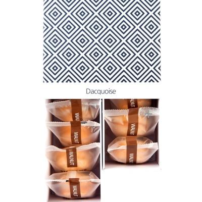 시루아네 호두크림치즈다쿠아즈+쇼핑백 (28g X 10개)