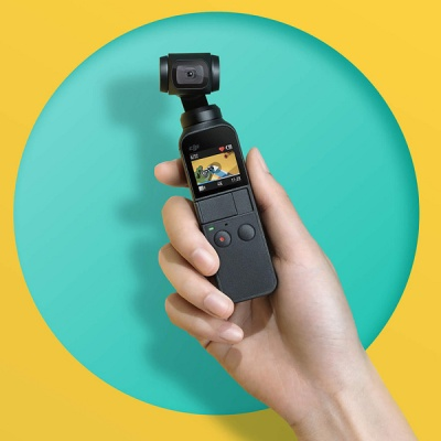 DJI 짐벌 카메라 / 오즈모 포켓