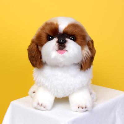 이젠돌스 위더펫 리얼 강아지 인형 장난감 시츄
