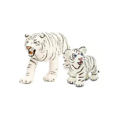 흰벵갈호랑이 동물피규어 2종세트(295029,273129)