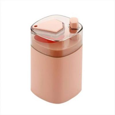 미니멀 원터치 이쑤시개 케이스 핑크 1개