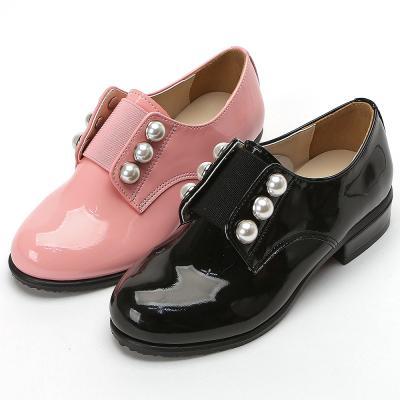 모아비 진주로퍼 180-210 아동 키즈 구두 신발