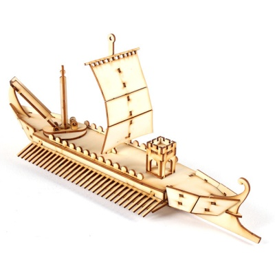 [히스토리하우스] 배시리즈 : 로마군함 갤리선