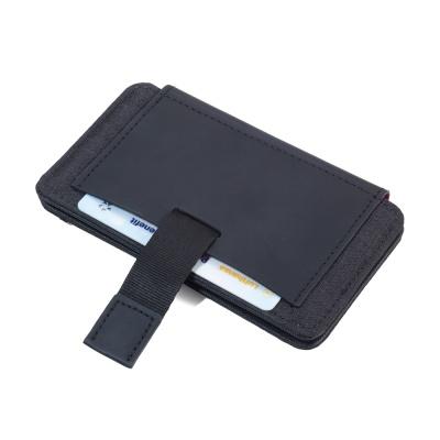 [TROIKA] 2-STRAP 데이터 세이프 카드지갑 (CCC50/BK)