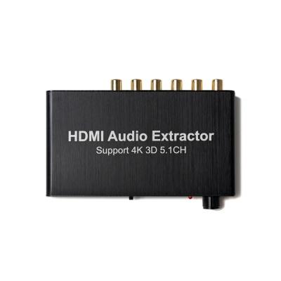 5.1채널 오디오 컨버터 / HDMI 사운드 컨버터 LCTB040