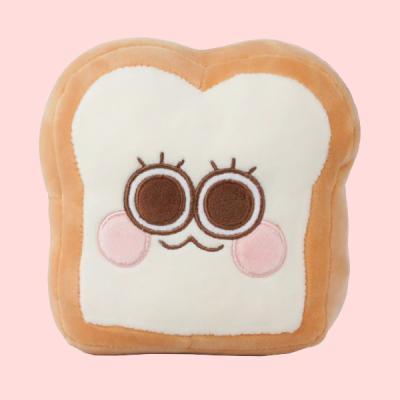 동그리 귀여운 캐릭터 깜찍 인형 식빵 손목쿠션