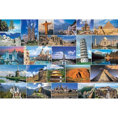 1000피스 직소퍼즐 - 세계 유적 컬렉션