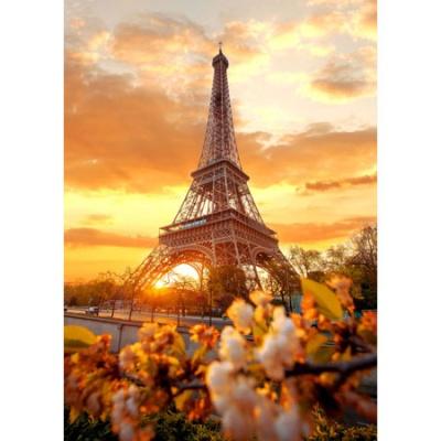 1000조각 직소퍼즐▶ 노을 속 우뚝선 에펠탑 (HP1017)