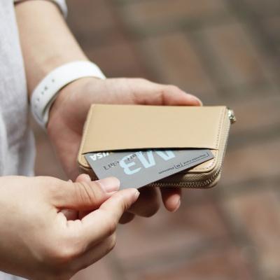 Take Pocket (지퍼형카드지갑) 에코에디션