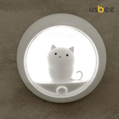[USBEE] 유즈비 고양이 센서등 무드등 수유등 취침등