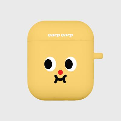 Cute expression-yellow(Air Pods)