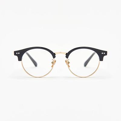 [긱타] MARK 안경 골드