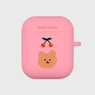 Cherry bear-pink(Air Pods)
