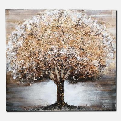 홈스타일링 백금나무 유화액자CH1485746