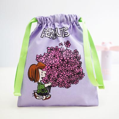 [Peanuts Bag&Acc]페퍼민트 파우치