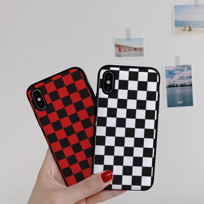 아이폰8 Square pattern 카드케이스