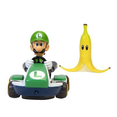 [밤나무]슈퍼마리오 루이지ver 카트 바나나 스핀아웃