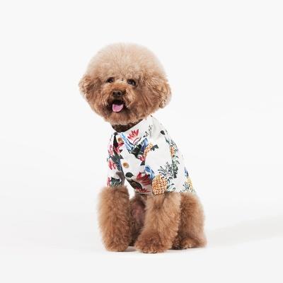 스니프 파인애플 셔츠 (화이트)