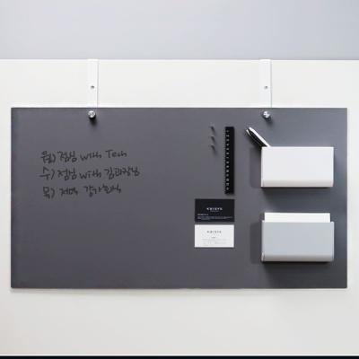 [올마이티보드] 파티션걸이 게시판 60mm