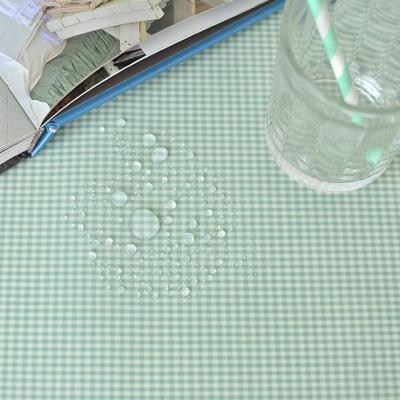 베이비체크 방수식탁보(민트 2인~10인용)