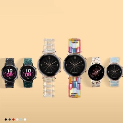 갤럭시워치 기어 패턴 아크릴 스트랩 밴드 시계줄 22m