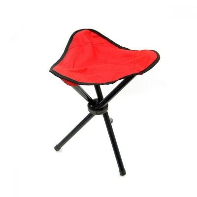 야외용 간편 삼각발 레저의자