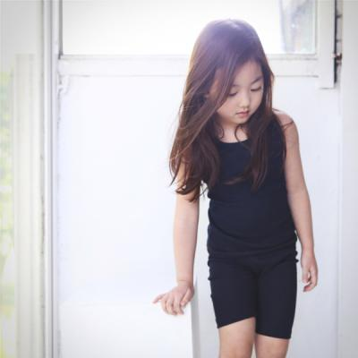 [SET]솔리드망고나시+5부레깅스