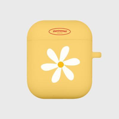 어메이징데이지 에어팟 케이스[yellow]
