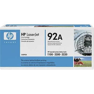 HP C4092A 토너