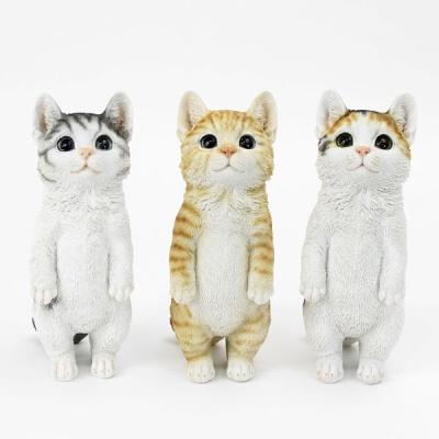 일어선 고양이 (3컬러)