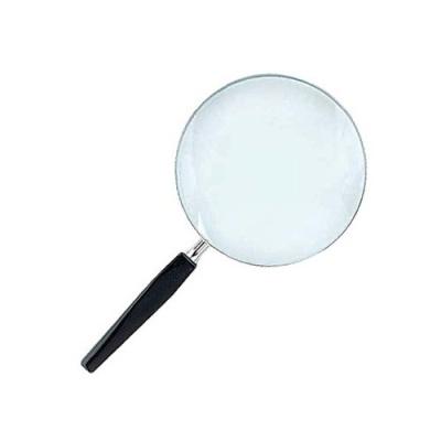 [정일교재사] 돋보기금속 90mm [개/1] 82693