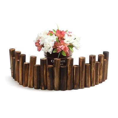 홈가드닝 통나무 울타리(86x14.5cm)