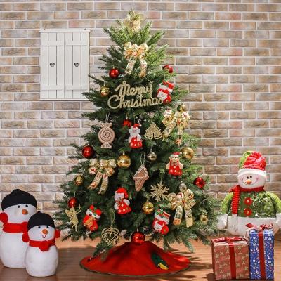 산타나라 150cm 산타선물 전나무혼합 풀세트 0359-646