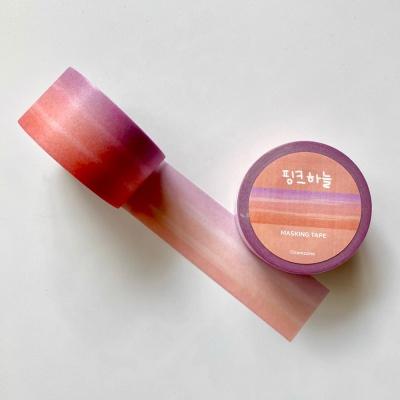 [람찌네소품샵] 핑크하늘 마테/25mm