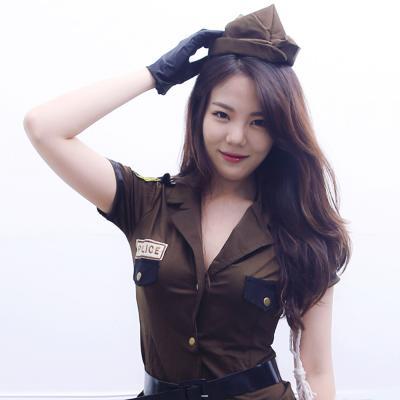 [MURSEEN] 섹시 육군 군인의상