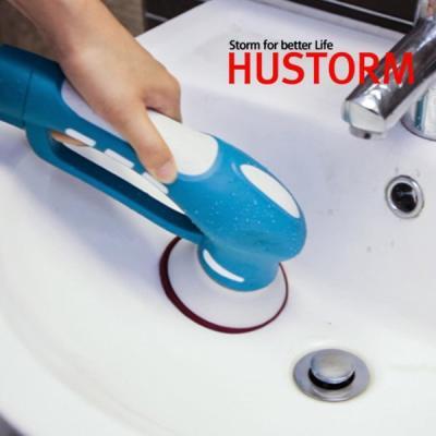 휴스톰 오토스핀 다기능(욕실)청소기 HS-300