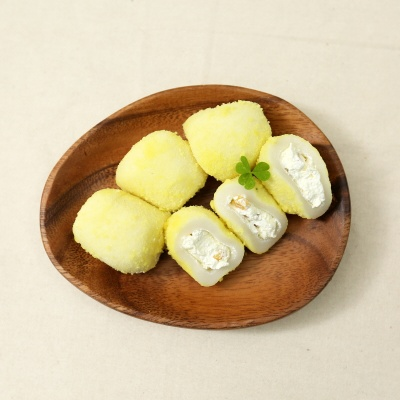소부당 카스텔라 옥수수 생크림 치즈떡 (10개입)
