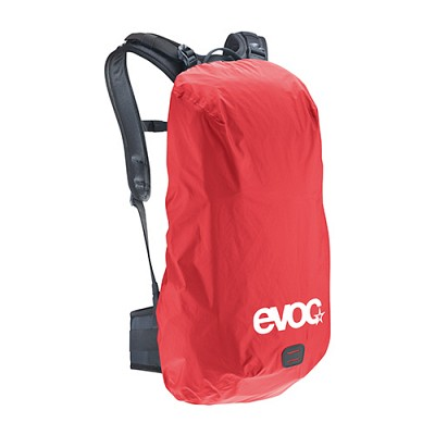 EVOC RAINCOVER SLEEVE_red_L