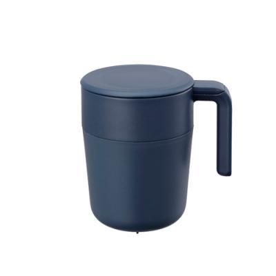 Whatcoffee킨토 카페프레스 네이비 260ml