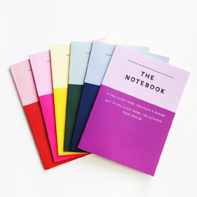 THE NOTE BOOK 유선노트