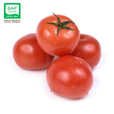 [행사] 달향토마토 로얄과 4kg / GAP인증토마토