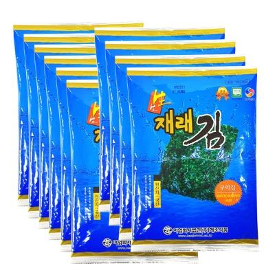 [해조]광천 생생 재래김 10봉