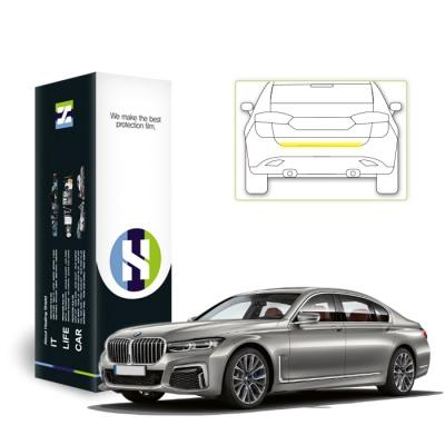 BMW 7시리즈 2019 자동차용품 PPF필름 트렁크리드 1매