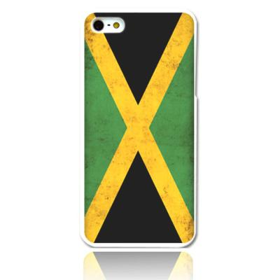 자메이카 플래그 케이스(아이폰5S/5)