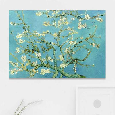 주문제작 액자 고흐 Almond Blossom 841x594x30mm