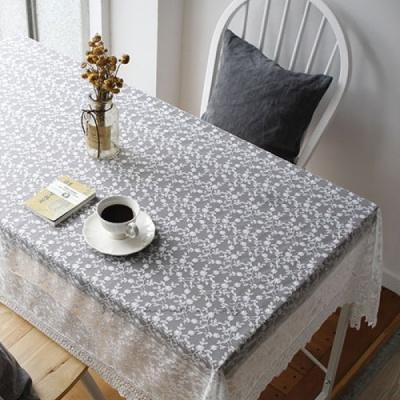 [2HOT] 샤인 레이스 식탁보 130x170