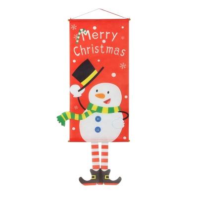 크리스마스장식 벽걸이 눈사람
