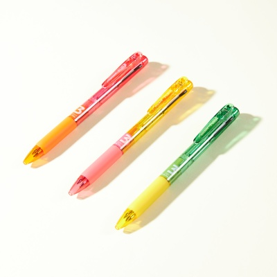 모나미 플립 3색 형광 멀티펜