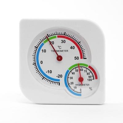 NEW 눈사람 팬시 온도계 습도계 탁상용 온습도계